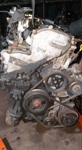 Двигатель в сборе. Nissan Primera, P12, P12E Nissan Tino, V10M Nissan Almera, N16, N16E, V10M YD22DDT, QG18DE, SR20DE, YD22DDTI, K9K, QG15DE. Под зака...