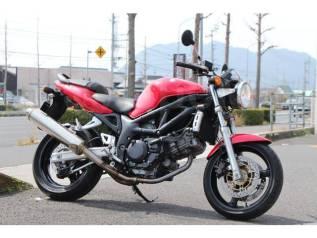 Suzuki SV 400, 2005