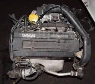 Двигатель B205 SAAB
