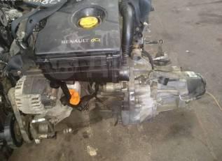 K9K892 Двигатель Renault Duster 2010 г.