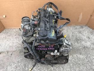 ДВС Nissan CG10DE. Установка. Гарантия 12 месяцев.