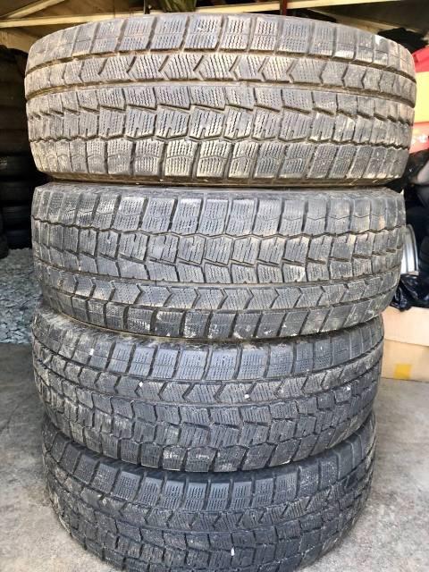 Dunlop Winter Maxx WM02. зимние, без шипов, 2018 год, б/у, износ 5%