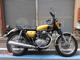 Honda CB 250, 1974