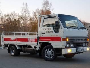 Toyota Dyna. Toyota DYNA состояние нового грузовика полная пошлина один хозяин, 2 800куб. см., 1 500кг., 4x2