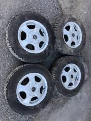 """Комплект зимних колёс 185/70 R14. 5.0x14"""" 5x100.00"""