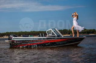 Моторная лодка Realcraft Impulse-470