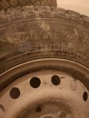 Dunlop. Зимние, шипованные, 2018 год, 5%