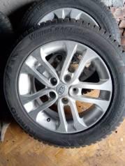 "Колеса KIA Hundai Mazda. 6.5x16"" 5x114.30 ЦО 67,1мм."