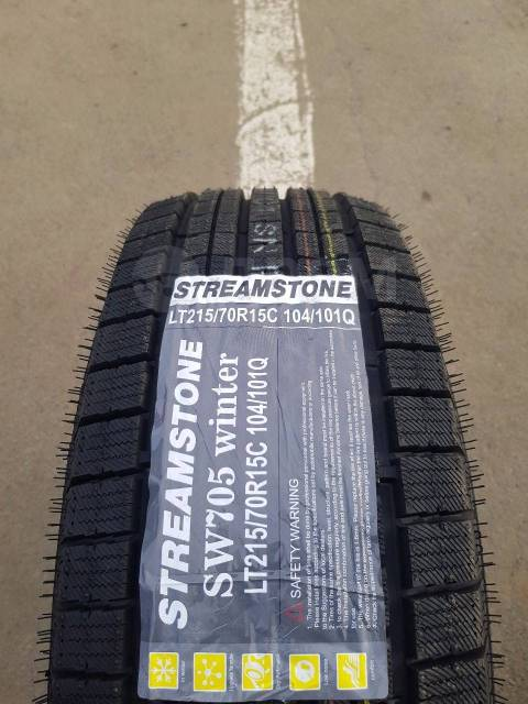 Streamstone SW705, 215/70 R15LT