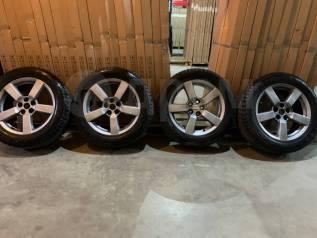 "Продам комплект зимних колёс R18. 7.0x18"" 5x114.30 ET-38"