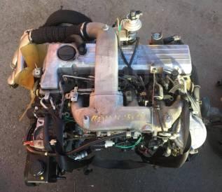 Двигатель в сборе. Hyundai Tager SsangYong Rexton SsangYong Korando, CK, C200 SsangYong Musso, FJ SsangYong Musso Sports, FJ D20DTF, EXGI, 200, LET, E...