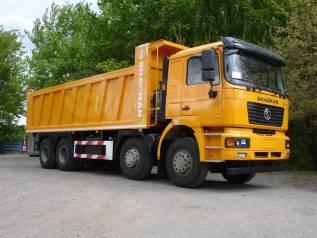 Shaanxi Shacman F2000. Продам грузовик Shacman F2000 8x4, 9 726куб. см., 35 000кг., 8x4