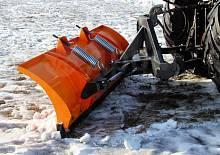 Снегоуборочный отвал Metal-Fach Spring