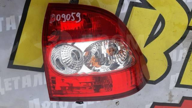 Фонарь задний правый Лада Приора LADA Priora 2170-3716040