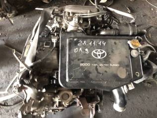 Двигатель 3SGTE Toyota Celica, ST205