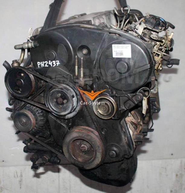 Двигатель в сборе. Mitsubishi: RVR, Galant, Chariot, Lancer, Libero, Mirage, Eterna 4D68
