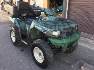 Kawasaki Brute Force 750, 2009