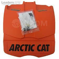 Продам Оранжевый брызговик для снегохода Arctic Cat F XF 6606-477