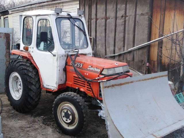 Kubota L1-255. Продам трактор , 21,5 л.с.