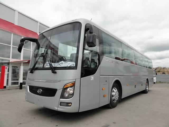 Hyundai Universe. Туристический автобус Space Luxury, Euro V, 45 мест, В кредит, лизинг