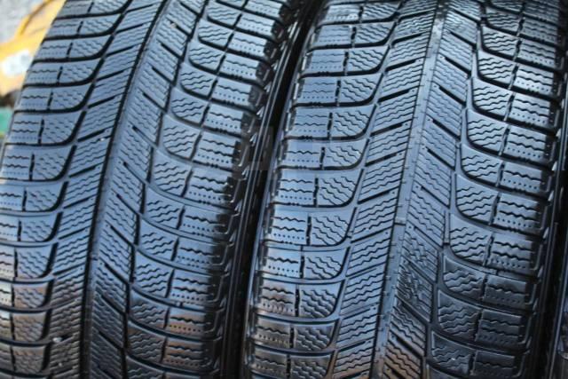 Michelin X-Ice 3. зимние, без шипов, б/у, износ 5%