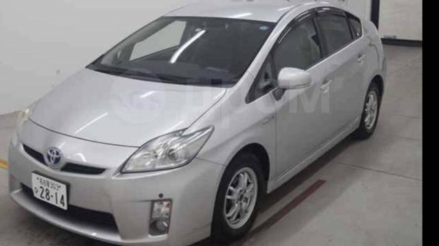 Дверь боковая. Toyota Prius, NHW20, ZVW30, ZVW30L 1NZFXE, 2ZRFXE