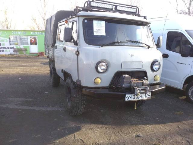 УАЗ-390945 Фермер. УАЗ Экспедишен, 2 700куб. см., 1 500кг., 4x4