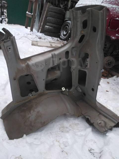 Крыло. Chevrolet Niva, 21236 Z18XE, BAZ2123