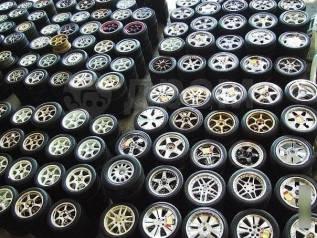 Свежий приход зимних колес из Японии! Диски и Шины! Новые и контрактные!