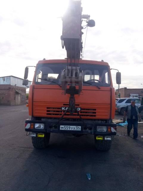 КамАЗ 43118 Сайгак. Продается кран автомобильный на шасси Камаз 43118Т, 10 850куб. см.