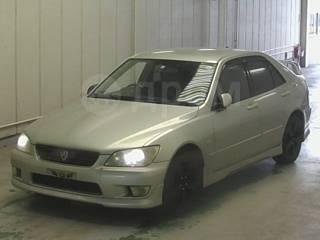 Toyota Altezza. GXE100101098, 1GFE
