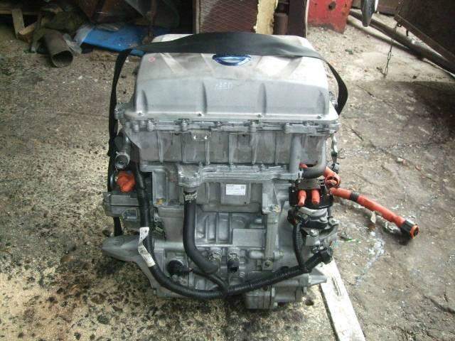 Двигатель в сборе. Nissan Leaf, AZE0 EM57