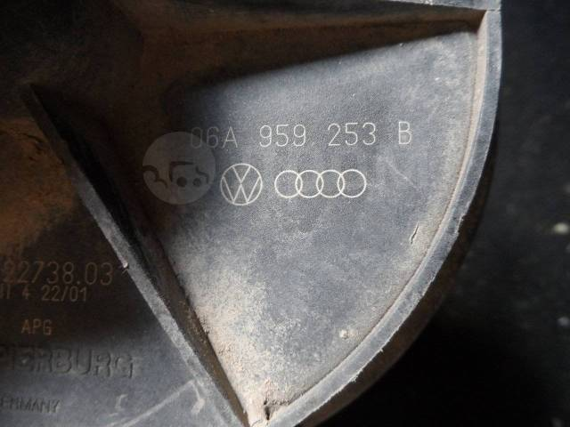 Компрессор воздушный. Volkswagen: Caddy, Passat, Bora, Jetta, Sharan, New Beetle, Polo, Touareg, Transporter, Golf Plus, Touran, Golf Seat Ibiza Seat...
