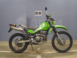 Kawasaki Super Sherpa, 1998
