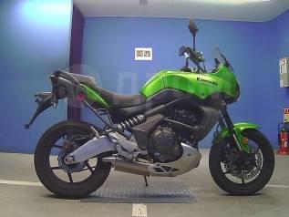 Kawasaki Versys 650, 2010
