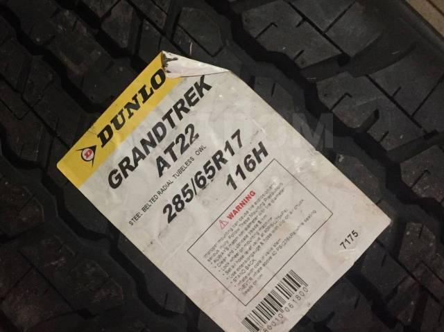 Dunlop Grandtrek AT22, 285/65 /17