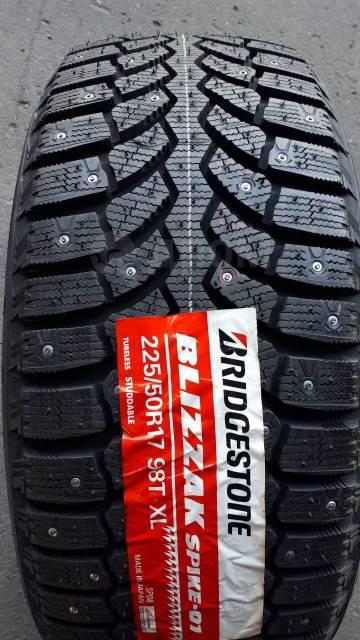 Bridgestone Blizzak Spike-01 JAPAN, 225/50 R17