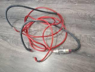 Плюсовой кабель с предохранителем (6 метров) для сабвуфера