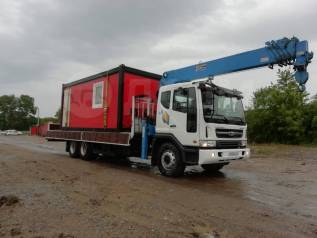 Аренда грузовика с краном 10 тонн (воровайка)
