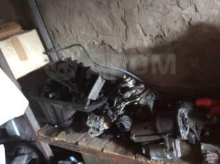 Двигатель 4М40 разобранный