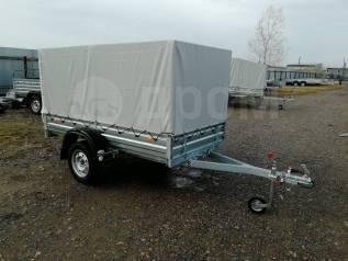 Прицеп МЗСА 817701 с тентом (кузов 1,23 м* 2,45 м)