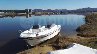 Продам катер yamaha SRV-20, 50л. с 4тактный