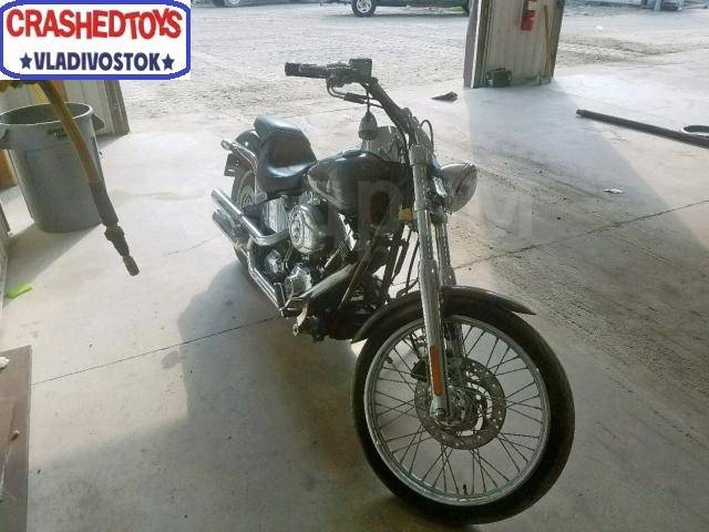 Harley-Davidson Softail Deuce FXSTD. 1 573куб. см., исправен, птс, без пробега