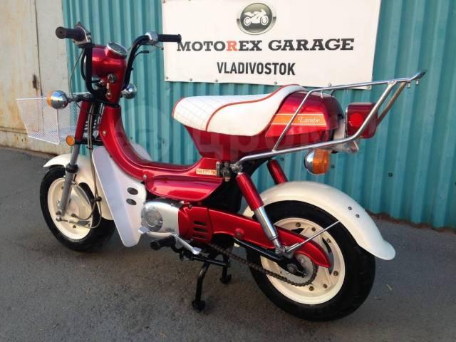 Suzuki Landie 50, 1976. 49куб. см., исправен, без птс, без пробега