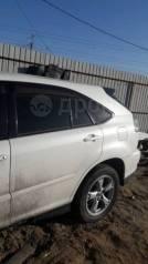 Боковая дверь зад левая Toyota Harrier 2003-2013г