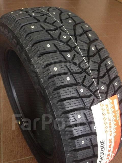Bridgestone Blizzak Spike-02, 235/65 R18
