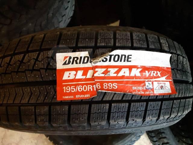 Bridgestone Blizzak VRX, 195/60 R16 89S
