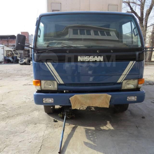 Nissan Diesel. Nissan diesel, 4 200куб. см., 2 500кг., 6x2