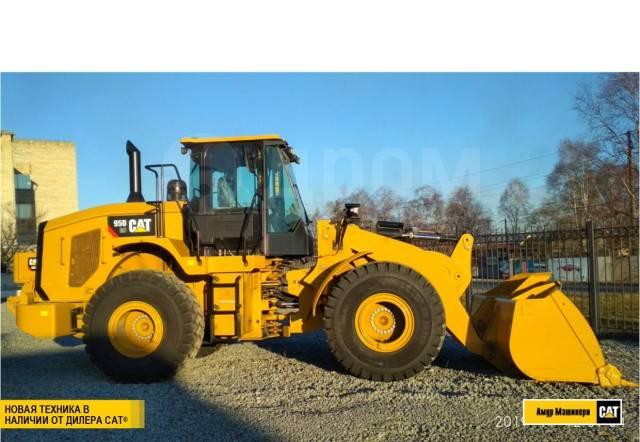Caterpillar 950GC. Колесный погрузчик Caterpillar 950 GC от официального дилера, Дизельный