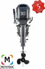 Лодочный мотор Mikatsu M30FHL!